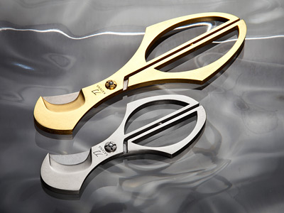 Nobdesigns cigar scissor KATANA Mini