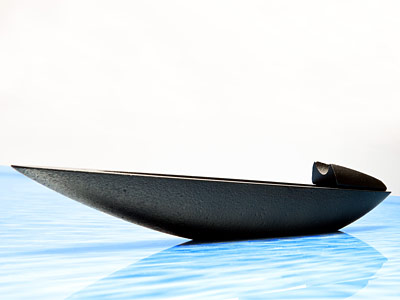 Nobdesigns OH!VAL Cigar Ashtray KAYAK