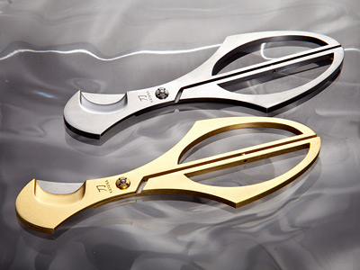 Nobdesigns cigar cutter KATANA